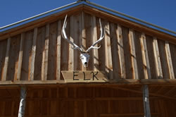 Elk Vacation Rental Cabin