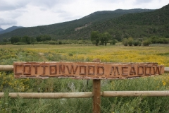 Copy of front gate sign