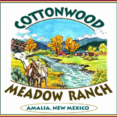 Cottonwood Meadow Ranch Fly Fishing Vacation Cabin Rentals