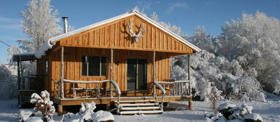 Northern New Mexico Vacation Cabin Rentals & Fly Fishing